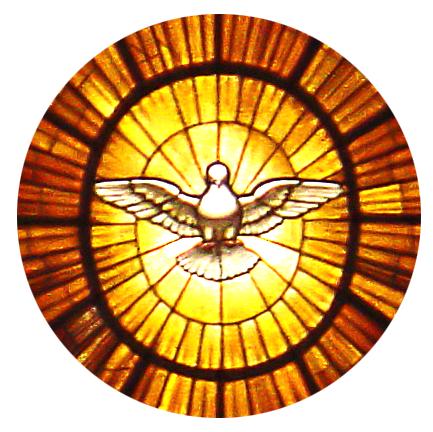 Saint Esprit colombe Saint Pierre